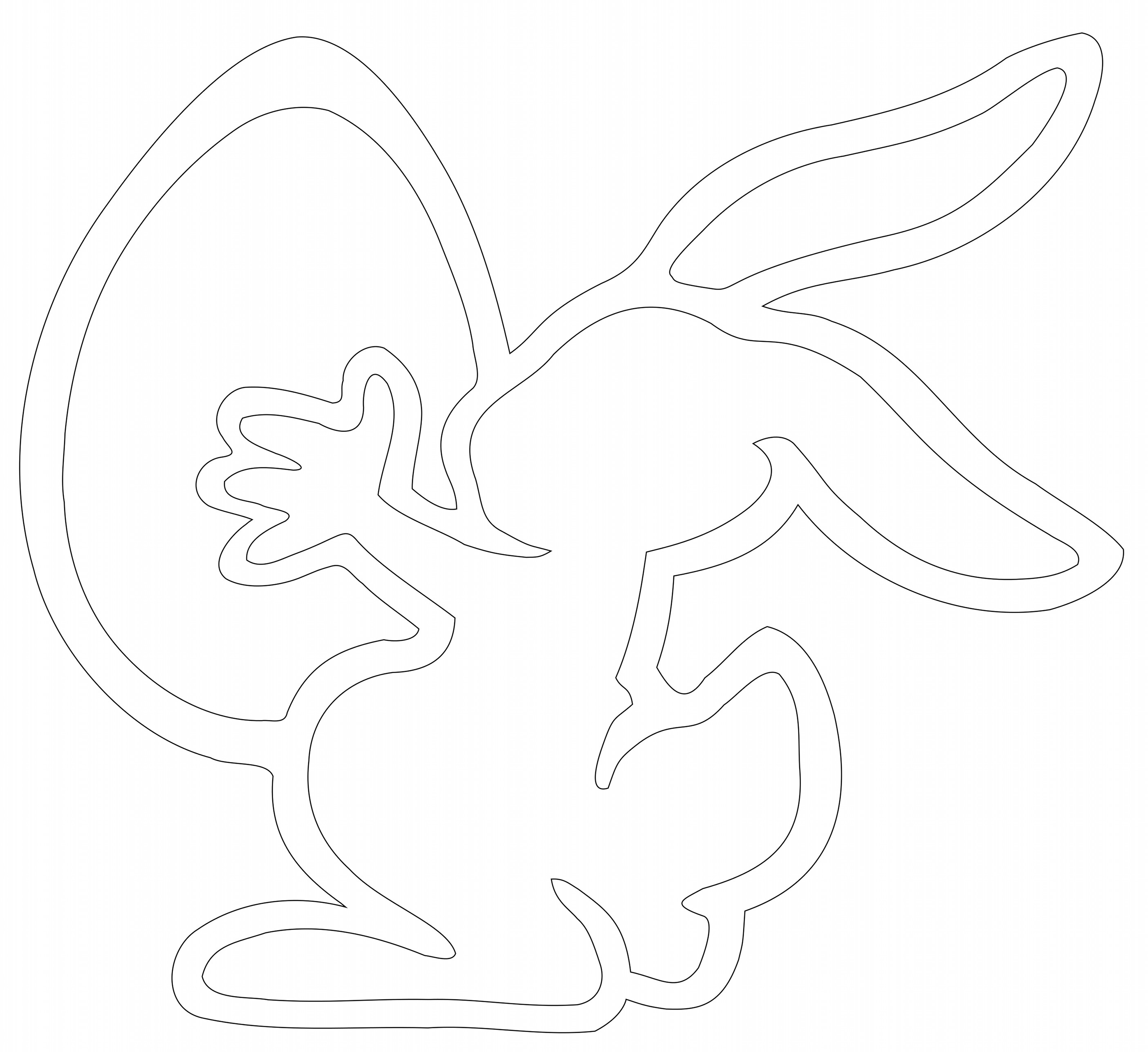 easter_bunny_bowl_template